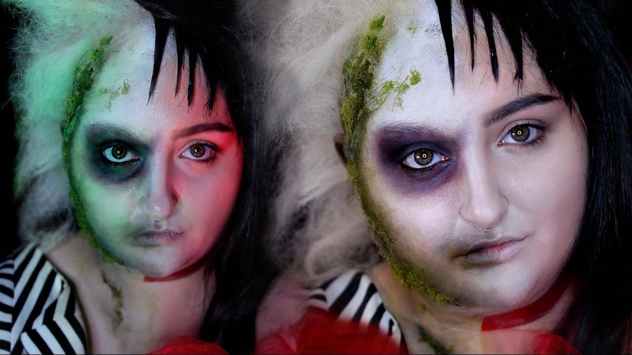 Halloween Costume Ideas 2016 Beetlejuice Lydia Deetz Beauty Tips Topic Youtube