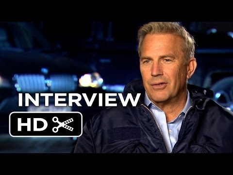 Jack Ryan: Shadow Recruit Interview - Kevin Costner (2014) - Chris Pine Movie HD