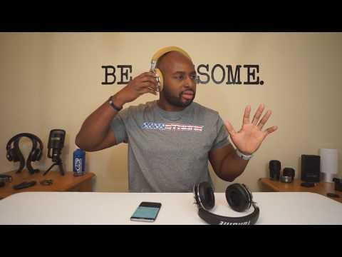 Bonus Video!!! Bluedio T4S Vs Faith 2 Comparison