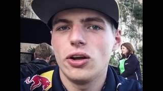 Max Verstappen over de Grand Prix van Monaco