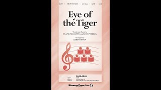 Eye of the Tiger - Arranged by Kirby Shaw