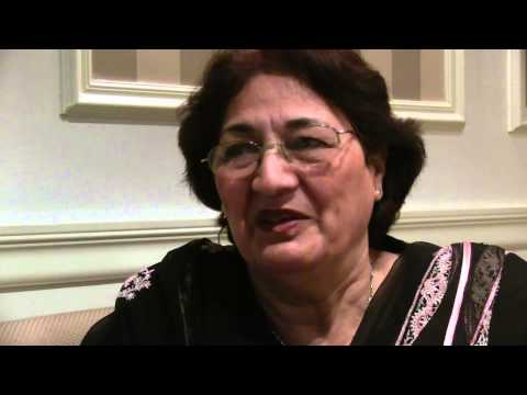 Hon. Khalida Rachid Khan - Legacy
