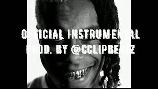 YNW MELLY FT. Kanye west Mixed Personalities (OFFICIAL INSTRUMENTAL)