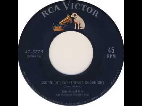 Download lagu terbaru Johnnie And Jack -  Goodnight, Sweetheart,Goodnight terbaik
