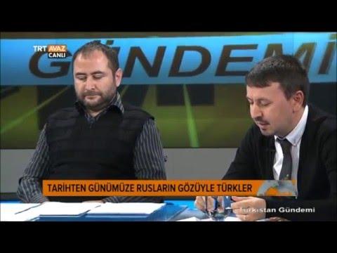 Ruslar'ın Gözüyle Türkler ve Rus Ders Kitaplarında Türk İmajı - Türkistan Gü