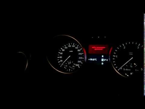 Замена аккумулятора на Mercedes ML
