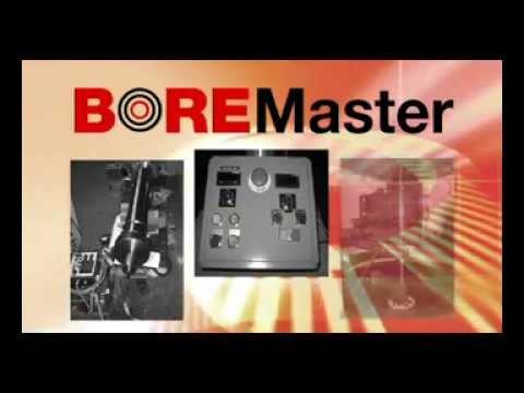 Boremaster 8200 PR Video