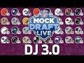 2018 NFL 1st Round Mock Draft Analysis DJ 3 0 mp3