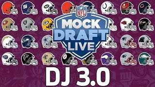2018 nfl 1st round mock draft & analysis | dj 3.0