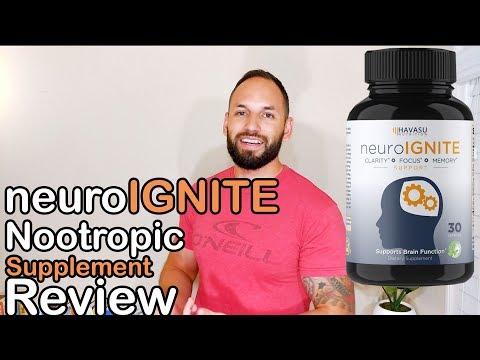 Neuroignite Nootropic Brain Supplement  Review
