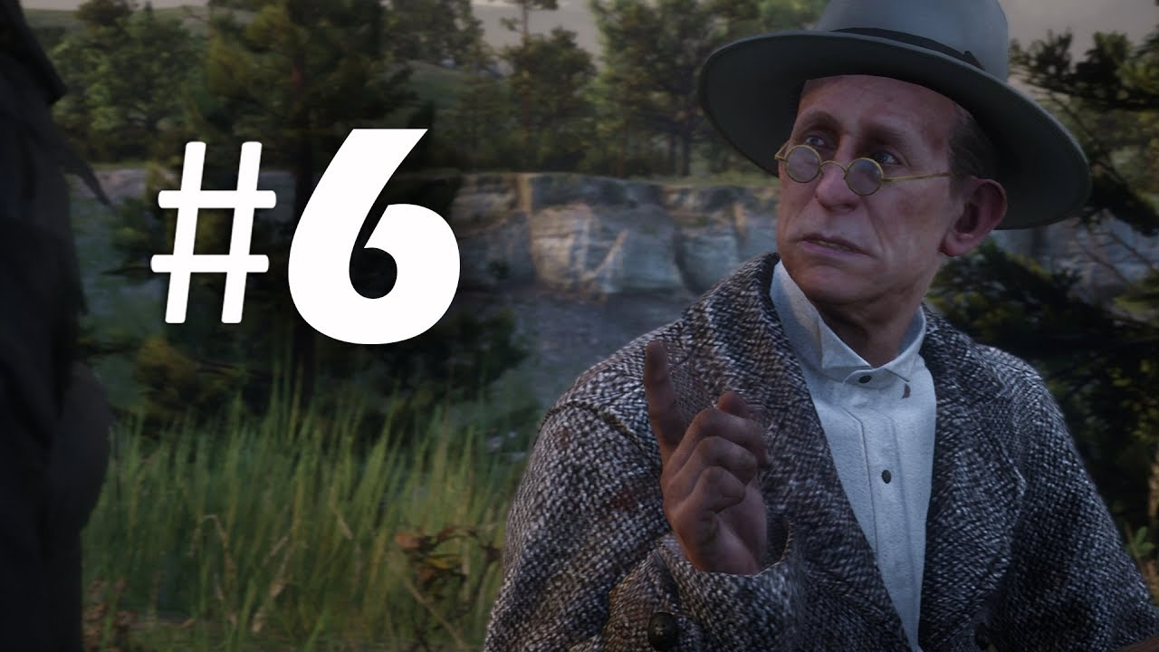 Red Dead Redemption 2 Part 6 - Debt Collector - Gameplay Walkthrough (RDR2) PS4 - YouTube