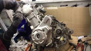 Engine rebuild / Yamaha Raptor 700