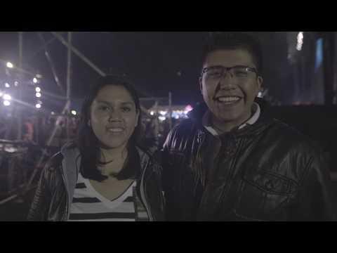 Miembros Mundo Arjona despidiendo al CIRCO en Guatemala