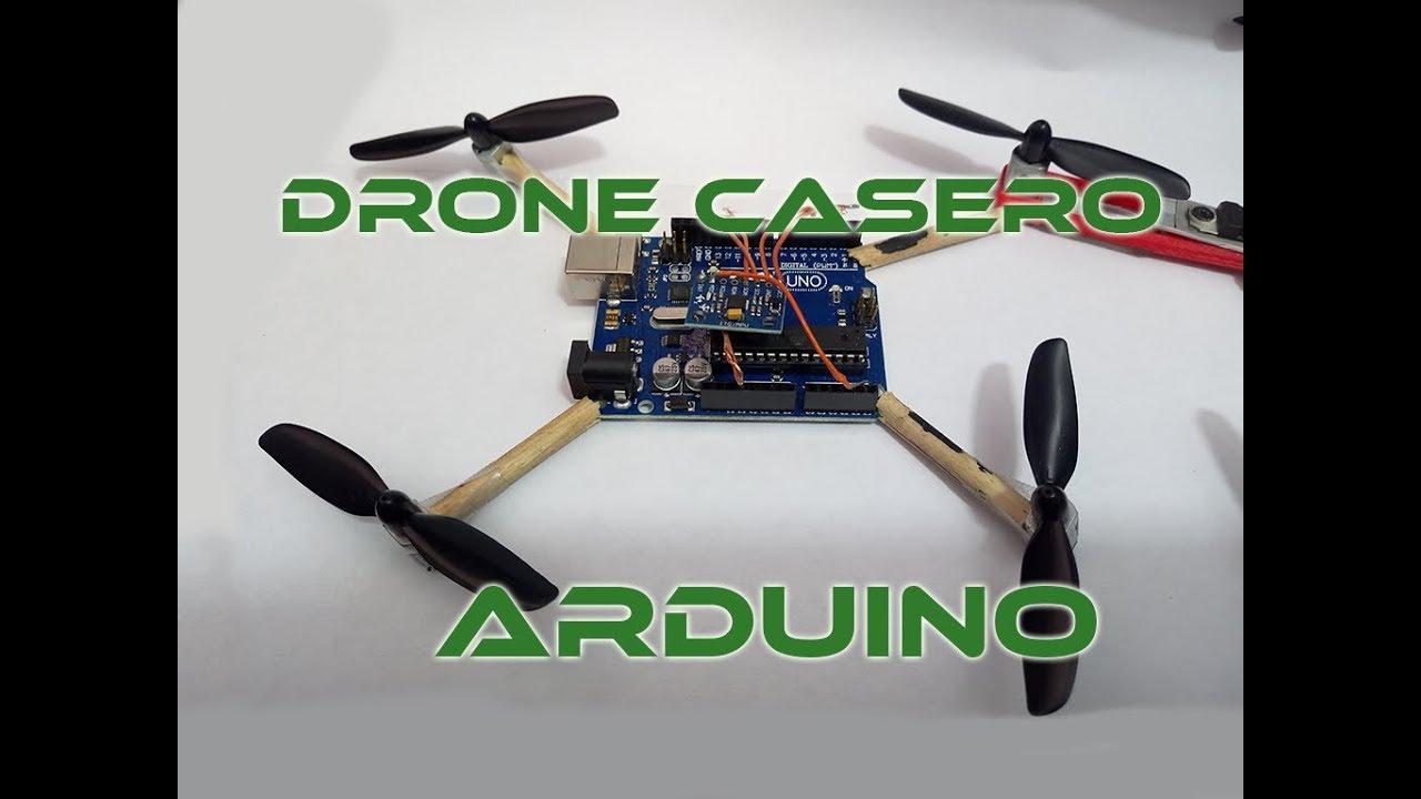 Drone casero arduino youtube