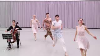 E33 DANCE COMPANY   Somewhere in the middle