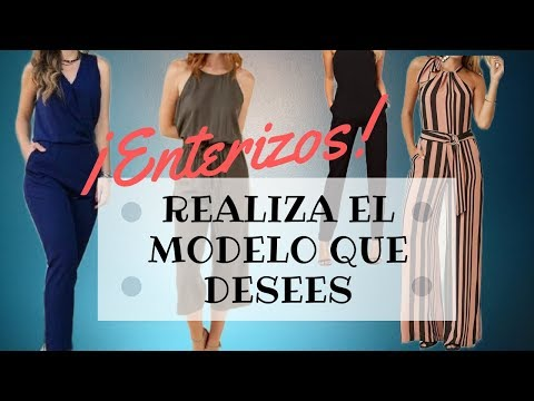 #29 REALIZA TODOS LOS ENTERIZOS QUE QUIERAS/ Te Enseño Cual Es La Forma!