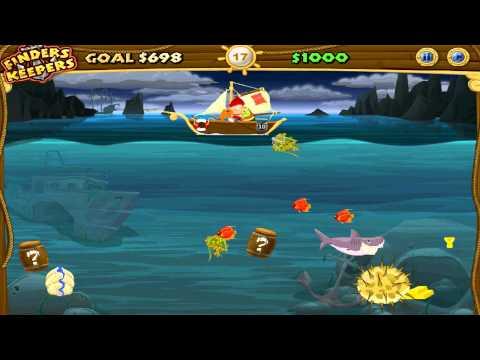 QueenCityArcadeGames - Finders Keepers Fishing Game