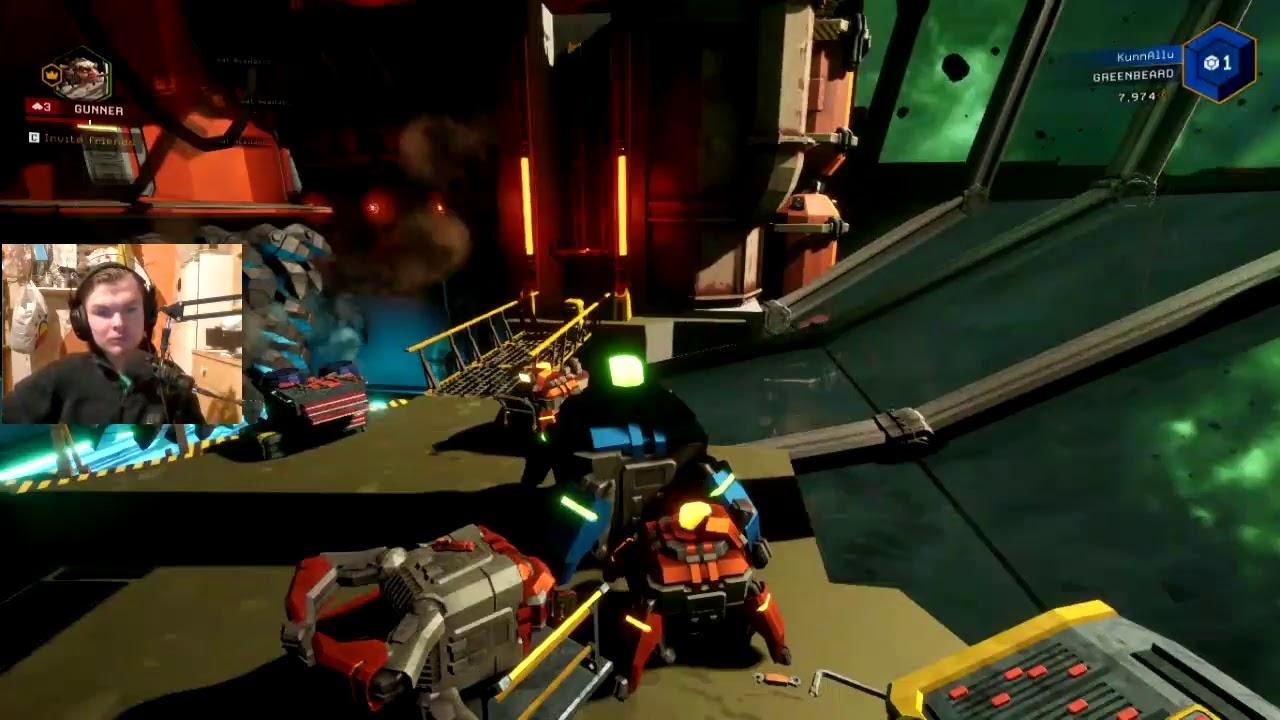 """Deep Rock Galactic """"kääbus kaevur""""/!donate/!Commands/alerts/mängude pood nexusega/!streamloots"""