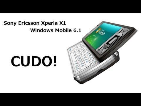 Windows Mobile 6.1 - Sony Ericsson Xperia X1 (HTC Venus) [PL]