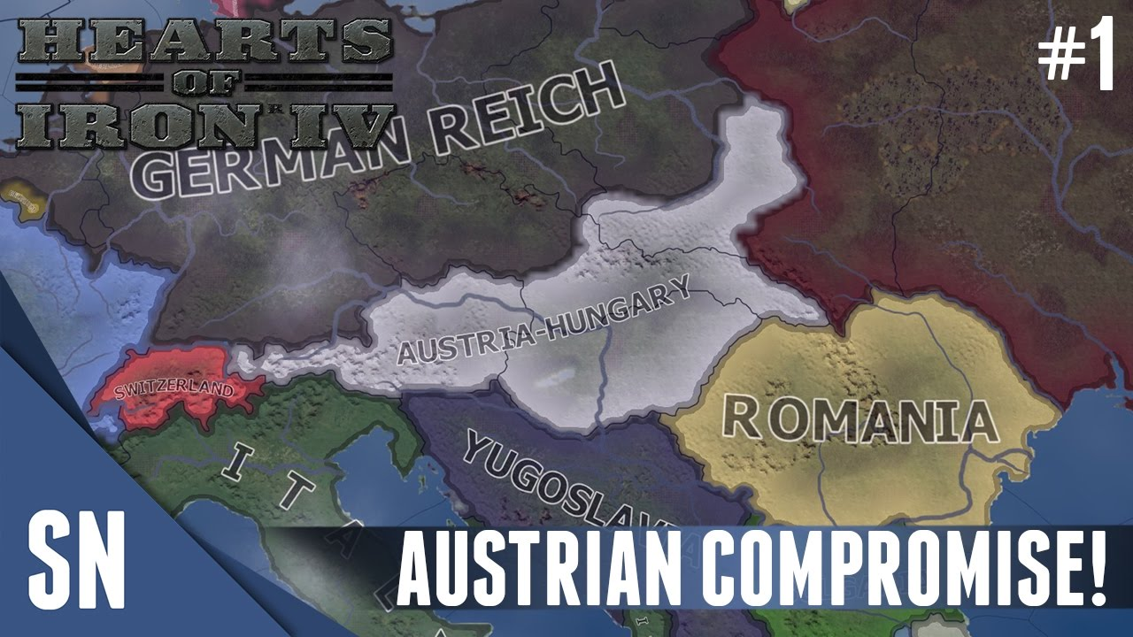Greater Possibilities Austria Hearts of Iron