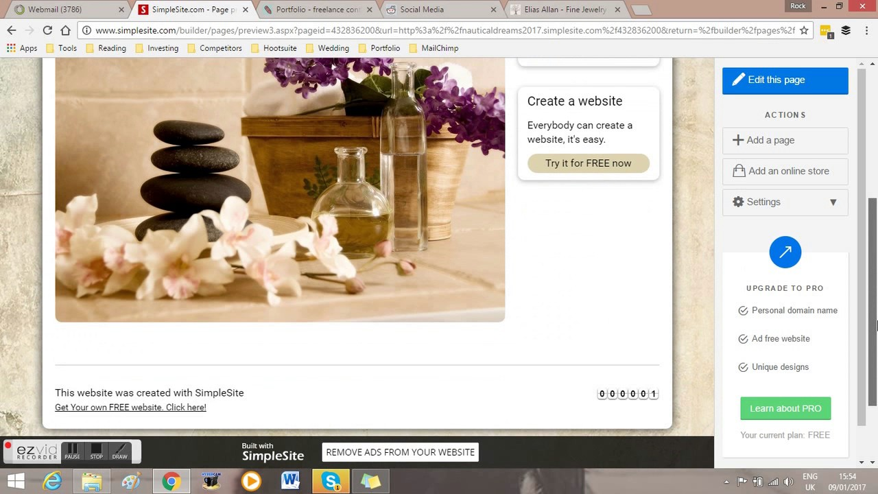 how to create a website simple site how to create a website simple site
