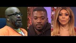 Suge Knight sent Ray J to warn Wendy Williams