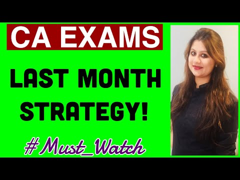 last-month-study-strategy-for-ca-exams