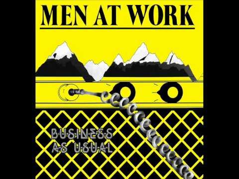 Men at Work Down Under HQ
