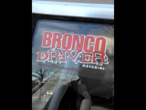 Broncos sound off 3