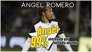 99% Ángel, Metendo Gol em todo Mundo