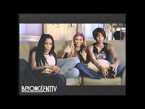 """MTV Making The Video: Destiny's Child """"Bootylicious"""" (Part Two)"""