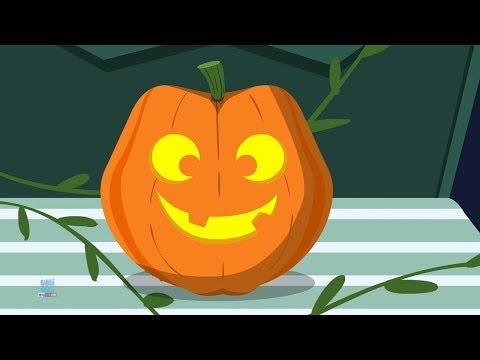 Джек-О 'Фонарь | русский рифмы | Хэллоуин песни для детей | Jack 'O' Lantern | Umi Uzi Russia