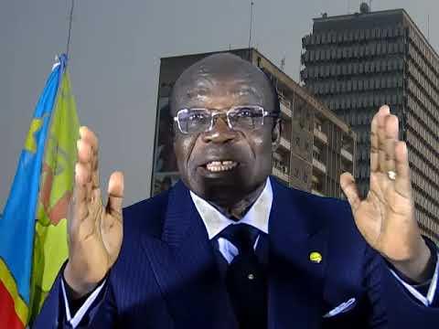 """Honoré Ngbanda Tempère l'Euphorie des Congolais qui Fêtent la Victoire sur """"Kabila"""""""