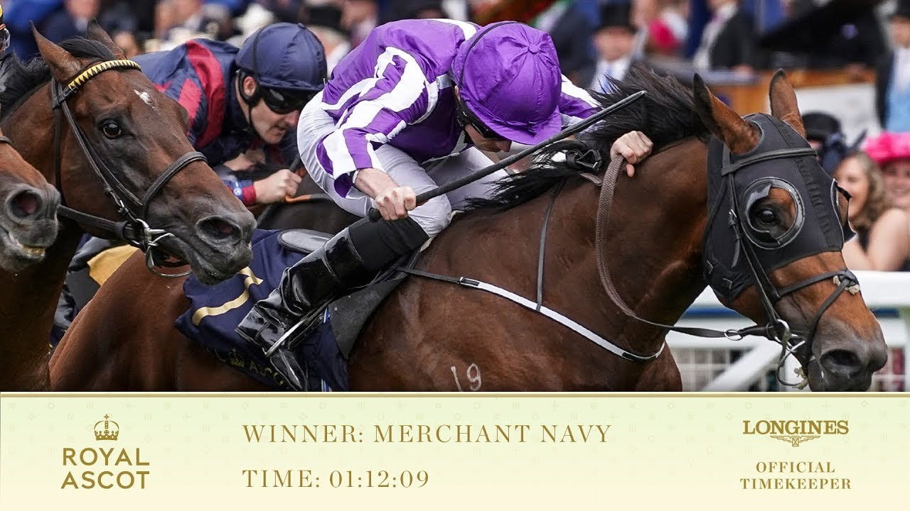 2018 Royal Ascot Day Five Recap: Merchant Navy Punches
