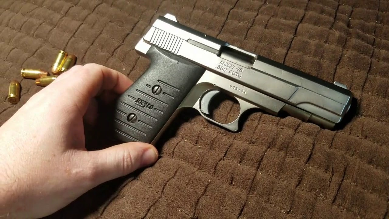 Bryco/Jennings M48 Review / Ring of fire pistol advice
