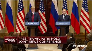 Putin: 'Fruitful' meeting with Trump 'a success' | In The News