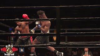 Vicious Knockout!! Undefeated Nigerian Heavyweight Efe Ajabada full fight