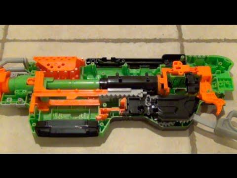 Amazoncom nerf gatling gun