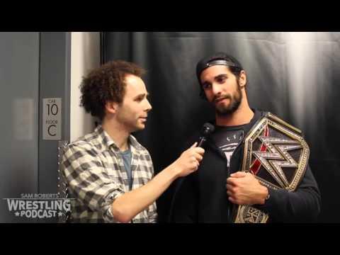 Seth Rollins Interview  Sting