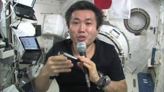 若田宇宙飛行士のおもしろ宇宙実験 Try Zero-G(続編) thumbnail