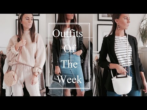 Spring Outfits Of The Week   2019