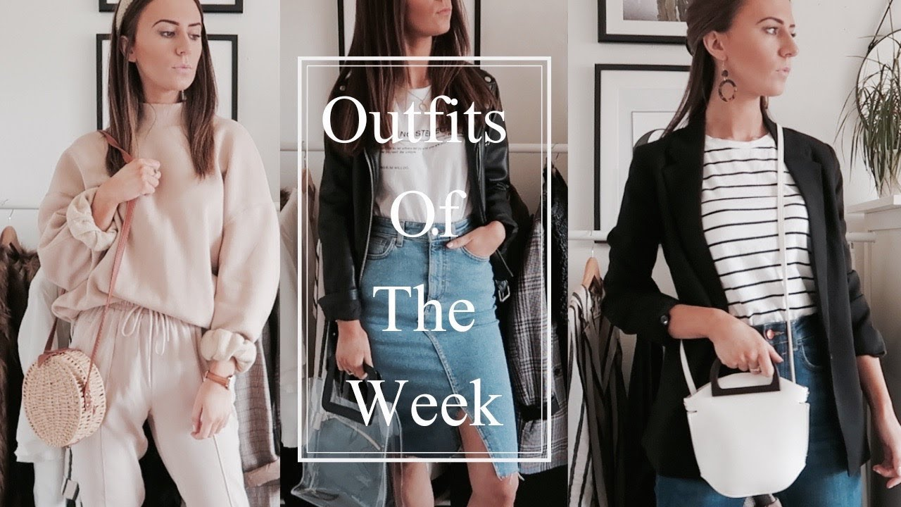 Spring Outfits Of The Week | 2019 2