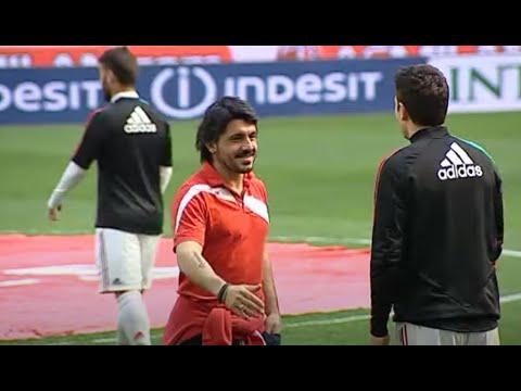 Ringhio ritorna a casa! Welcome back Gattuso!