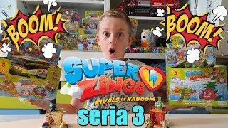 Otwieram  SUPER ZINGS seria 3 - Najlepsza seria EVER! Uwielbiam!