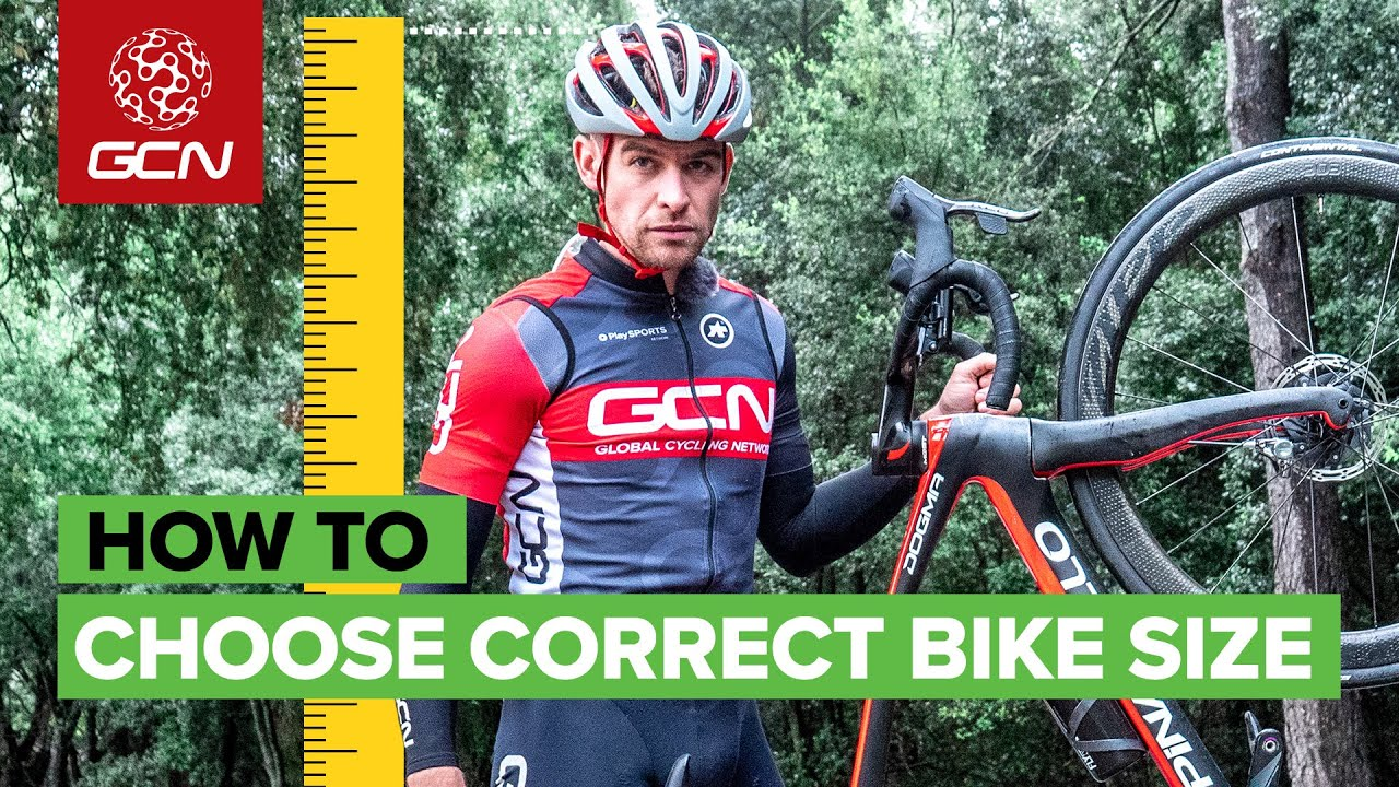 Download How to Choose The Correct Bike Size