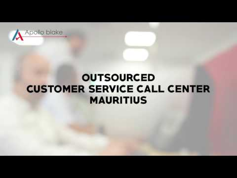 Outsourced Customer Service Call Center Mauritius