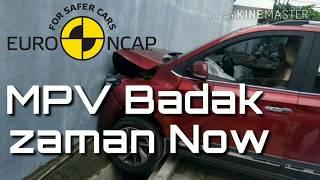 Download Video WULING Confero Crash (test) - Temboknya Bolong Cak.. !! MP3 3GP MP4