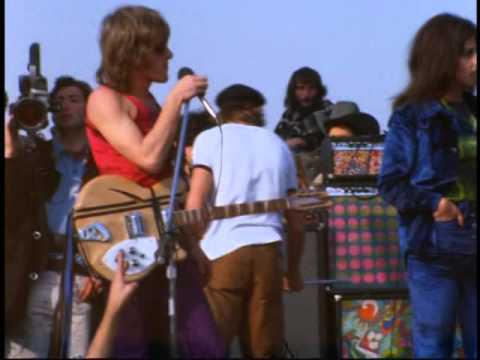 Kantner and Jefferson Airplane at Altamont. I do not own the rights