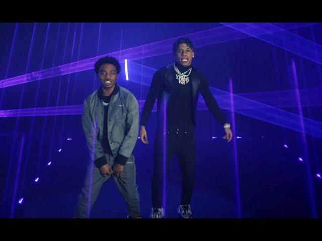 NLE Choppa - Walk Em Down feat. Roddy Ricch (Official Music Video)