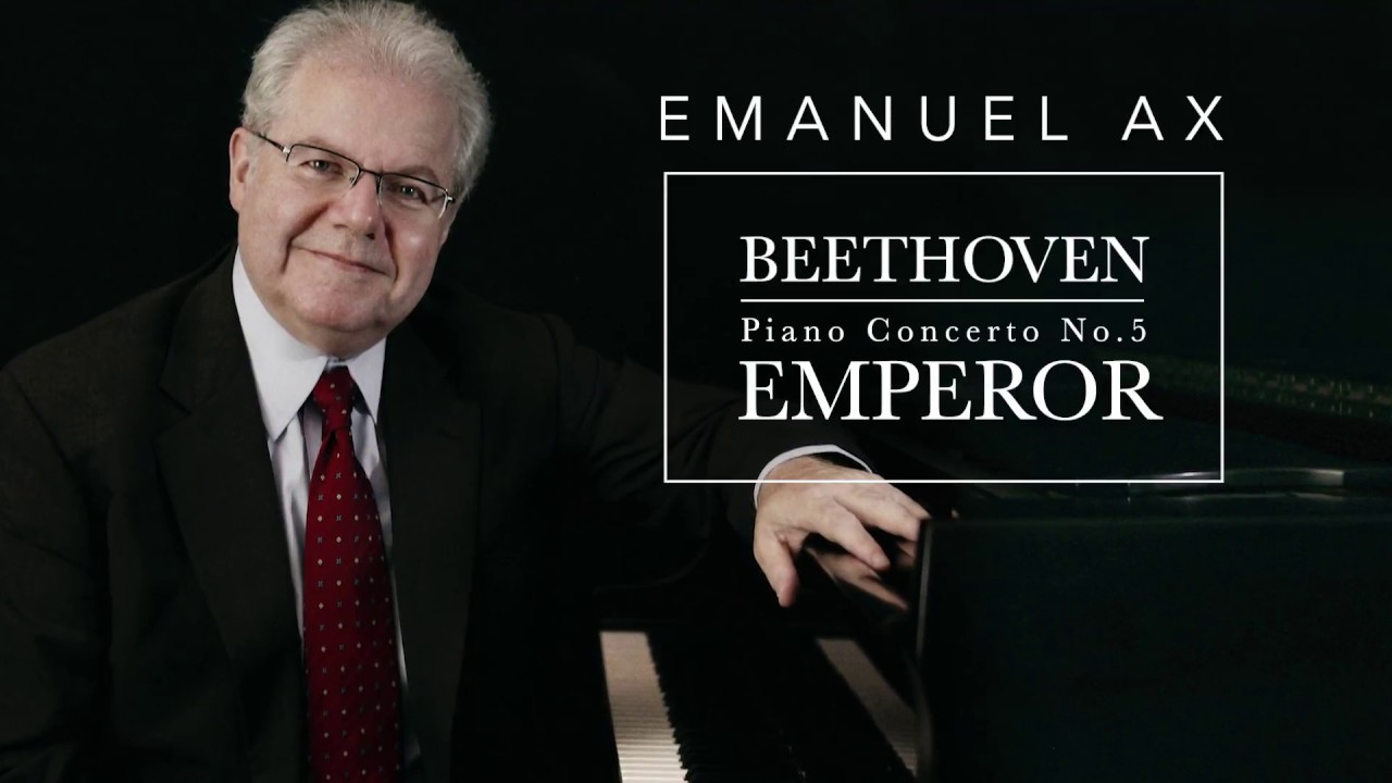 video: Alexander Shelley et le « concerto empereur » d'Emanuel Ax